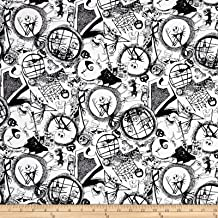 jack skellington christmas wrapping paper