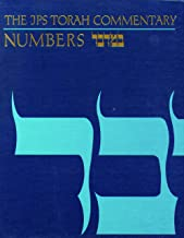 The JPS Torah Commentary: Numbers (English and Hebrew Edition)