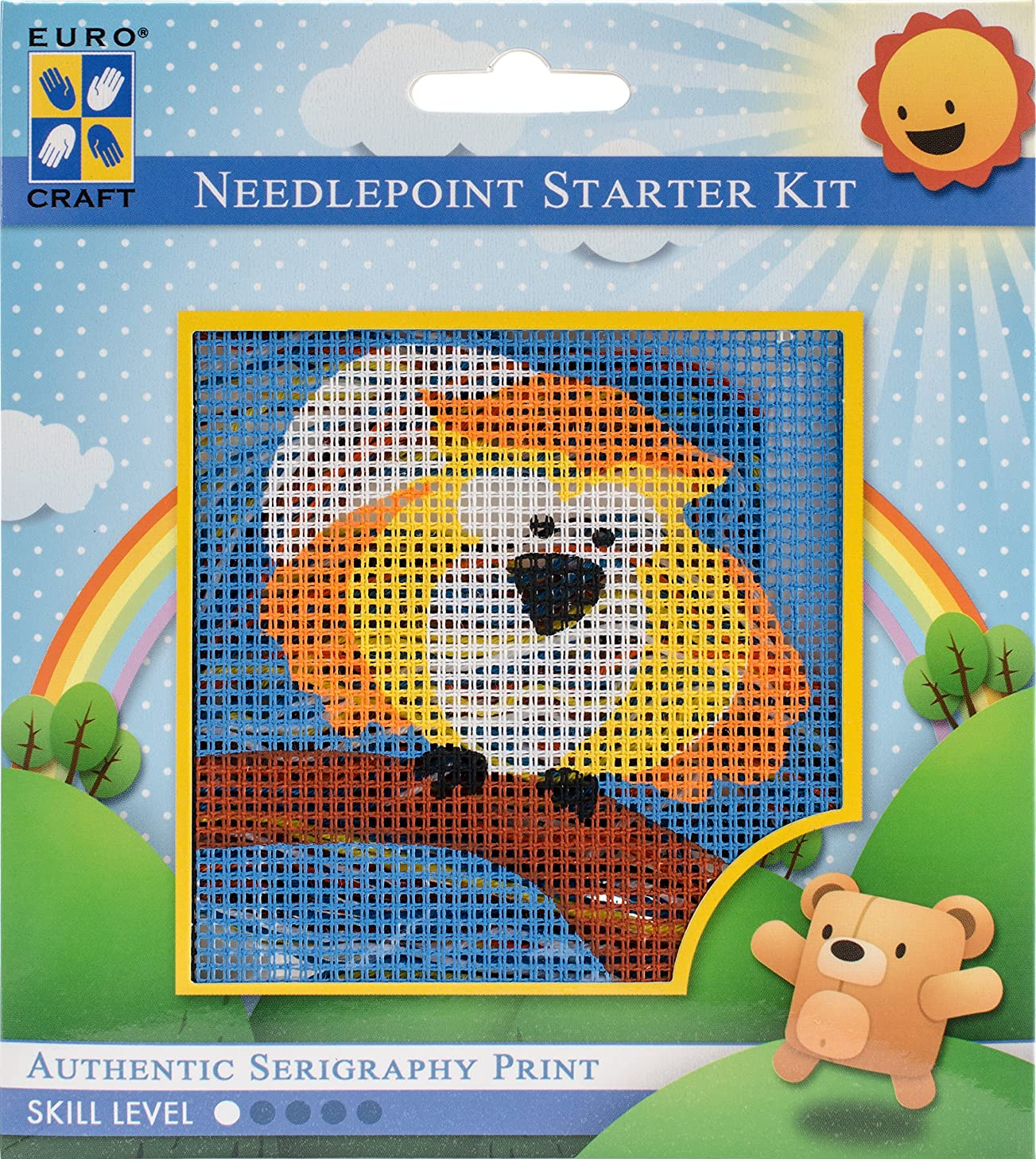 Needleart World Midnight Owl Needlepoint Kit