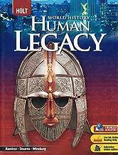 Best human legacy modern era textbook Reviews