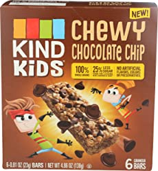 Kind, Bar Chocolate Chip, 0.81 Ounce, 6 Pack