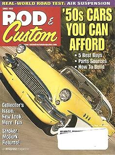 Rod & Custom March 2001