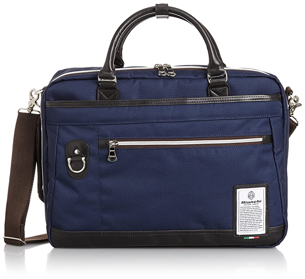 観客パンツ香り[ビアンキ] Bianchi 3wayビジネスバッグ