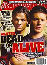 Jared Padalecki, Jensen Ackles, Samantha Smith, Free Posters! - August, 2010 The Official Supernatural Magazine Issue #18
