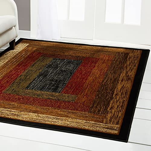 4 To 5 Foot Round Area Rugs Amazon Com