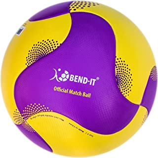 bend it soccer ball