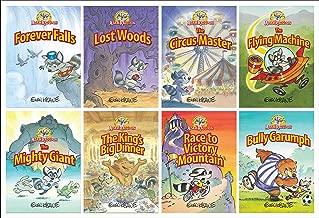 Adventures Of Adam Raccoon 8 Volume Set