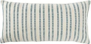 Stone & Beam French Laundry Stripe Decorative Throw Pillow, 12