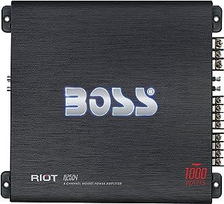 BOSS Audio Single Din 1000 WATTS R2504