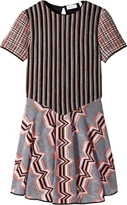 Missoni Kids - Patchwork Dress (Big Kids)