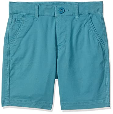 STOP by Shoppers Boys Solid Chino Shorts (206820460-P)