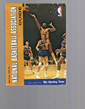 National Basketball Association Official Guide for 1972-73