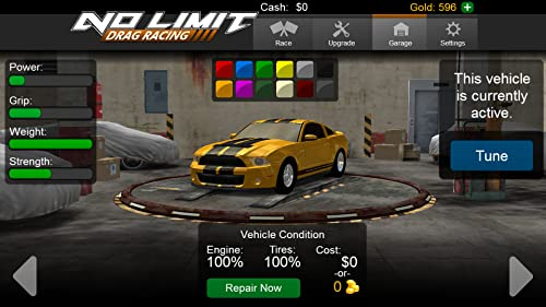 『No Limit Drag Racing』の4枚目の画像