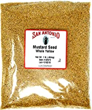 16 Ounce Premium Whole Yellow Mustard Seed (1 Pound Bulk Seeds)