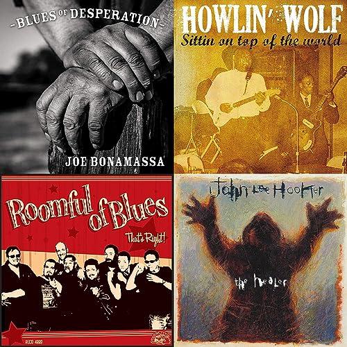 Amazon.com: Blues for Work: Lonnie Johnson, Duke Robillard ...
