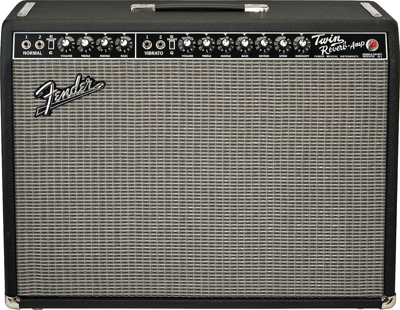 Fender Twin Reverb 85-Watt 2x12-Inch Guitar Combo Amp