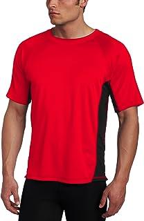 Kanu Surf Men's Cb Rashguard UPF 50+ Swim Shirt (Regular...