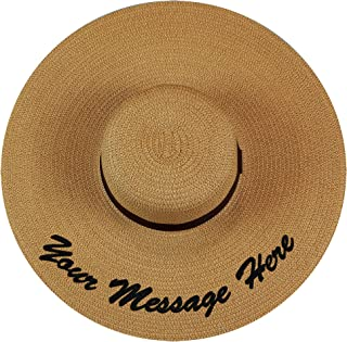 Best personalized floppy beach hat Reviews