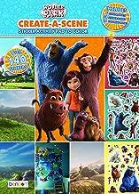 Wonder Park Bendon 37228 Create a Scene Sticker Activity Coloring Pad