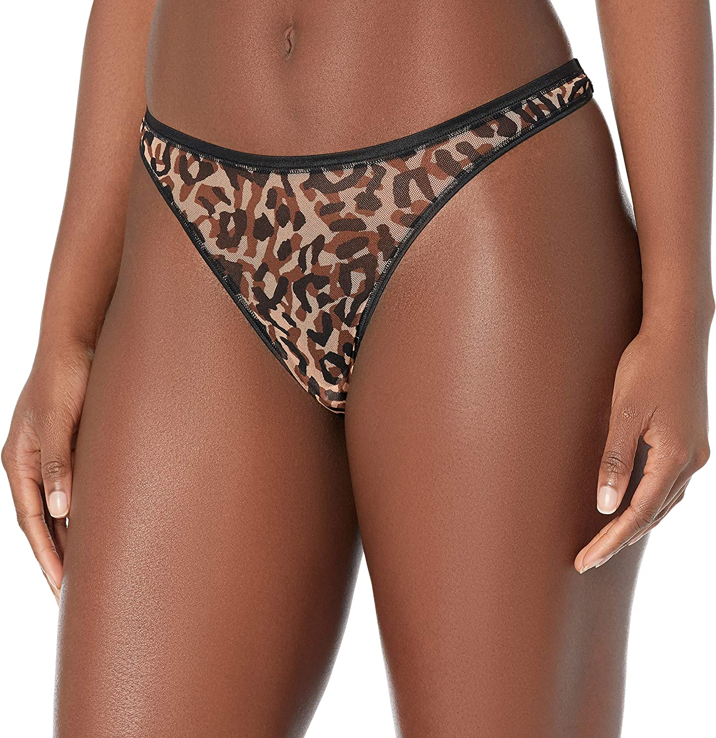 Cosabella Women's Soire Confidence Printed Classic Thong