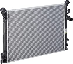 TYC 13157 Replacement Radiator for Dodge Charger