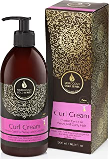 Moroccan Gold Series Argan Curl Cream 500ml