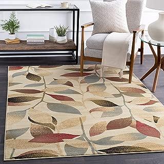 Best area rug leaves Reviews
