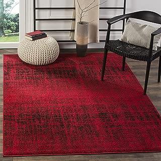 Best living room rug red Reviews