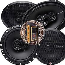 "$99 » Pair of Rockford Fosgate Prime R169X3 6"" x 9"" 3-Way Prime Series Coaxial Speakers + R165X3 6.5"" 3-Way Prime Series Coaxial..."