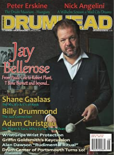 drum head magazine