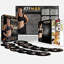 XTFMAX: برنامه تمرینی DVD 90 روزه با 12 فیلم ورزش + تقویم آموزش و راهنمای تناسب اندام و برنامه تغذیه