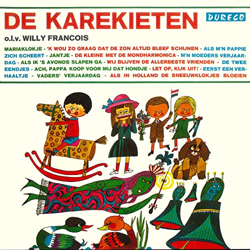 M N Moeders Verjaardag By Kinderkoor De Karekieten On Amazon Music