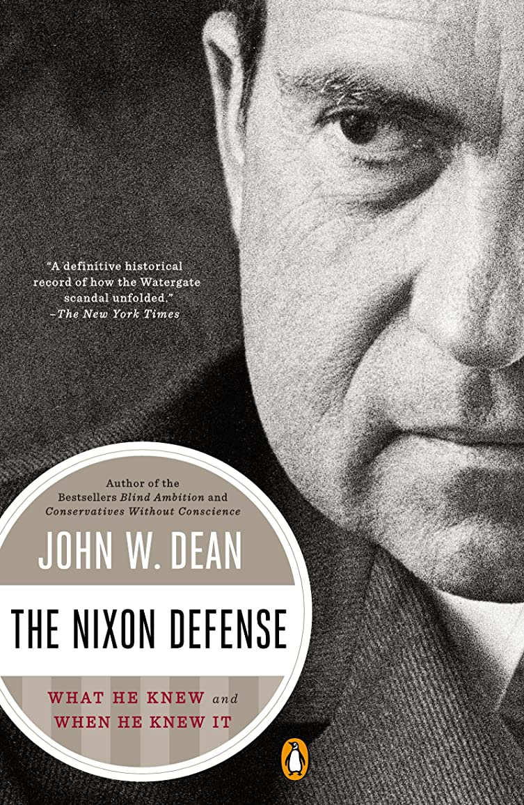 刺繍サークル器具The Nixon Defense: What He Knew and When He Knew It (English Edition)