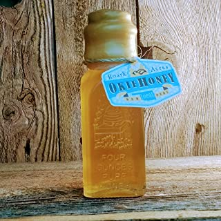 Mini Glass Muth Jar Oklahoma Wildflower Spring Harvest