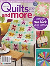 Better Homes & Gardens Quilts and More Magazine Spring 2018