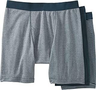 KingSize Men's Big & Tall Cotton Cycle Briefs 3-Pack