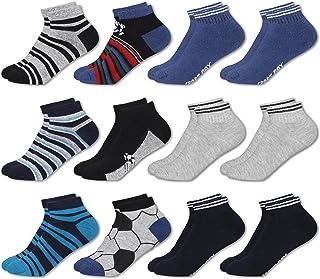Calcetines para niña, multicolor, 12 pares, 90% algodón, certificado Öko-Tex Standard 100