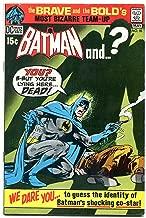 Brave And The Bold #95 1971 -- Batman- Plastic Man FN
