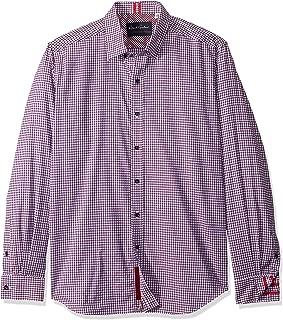 Robert Graham Men's Miller L/S Woven Shirt