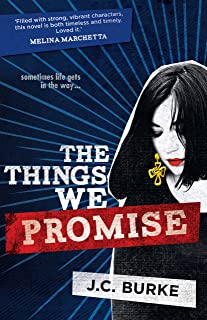The Things We Promise (English Edition)