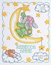 Best cross stitch birth announcement patterns free Reviews