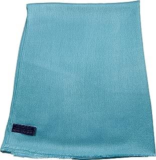 CJ Apparel Solid Color Design Fringe Shawl Scarf Wrap Stole Pashmina Seconds NEW