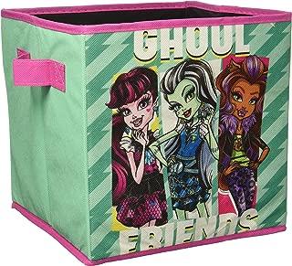 Mattel Monster High 2 Pack Storage Cubes Multicolor