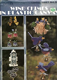 Best plastic canvas wind chimes Reviews