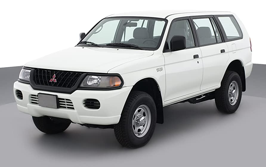 2001 mitsubishi montero sport reviews images. Black Bedroom Furniture Sets. Home Design Ideas