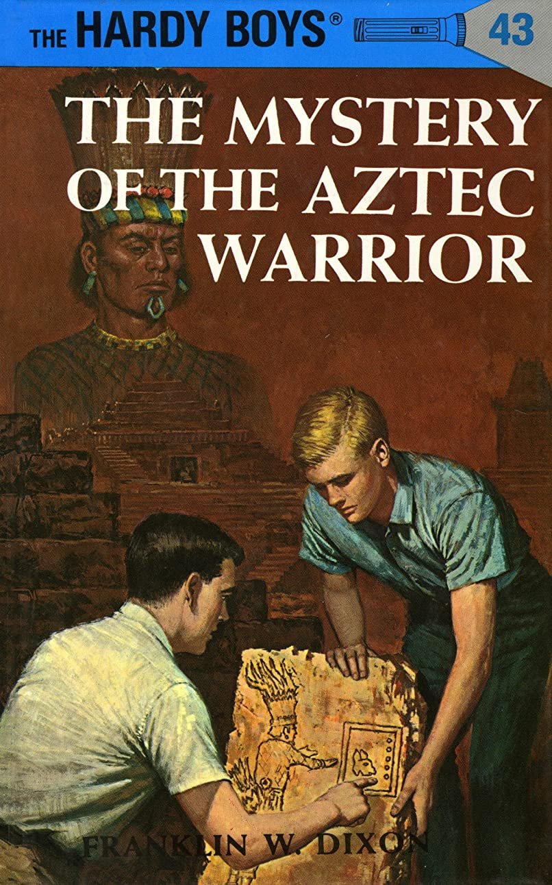 植物学者準備した素晴らしいですHardy Boys 43: The Mystery of the Aztec Warrior (The Hardy Boys) (English Edition)
