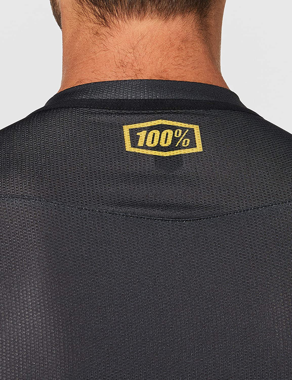 100% Celium Maillot Homme Noir