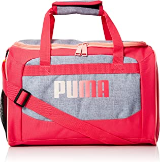 PUMA Girls' Big Evercat Transformation Jr Duffel