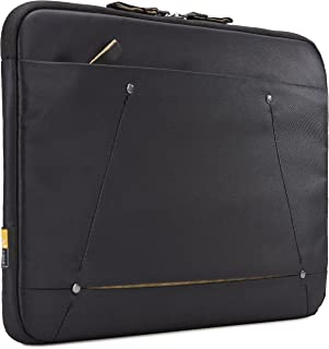 "Case Logic 3203690 Deco 14"" Laptop Sleeve, Black"