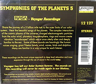 Symphonies of the Planets 5 - NASA Voyager Recordings